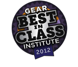 Gear Institute 2012 Best In Class