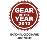 National Geo Gear of the Year 2012